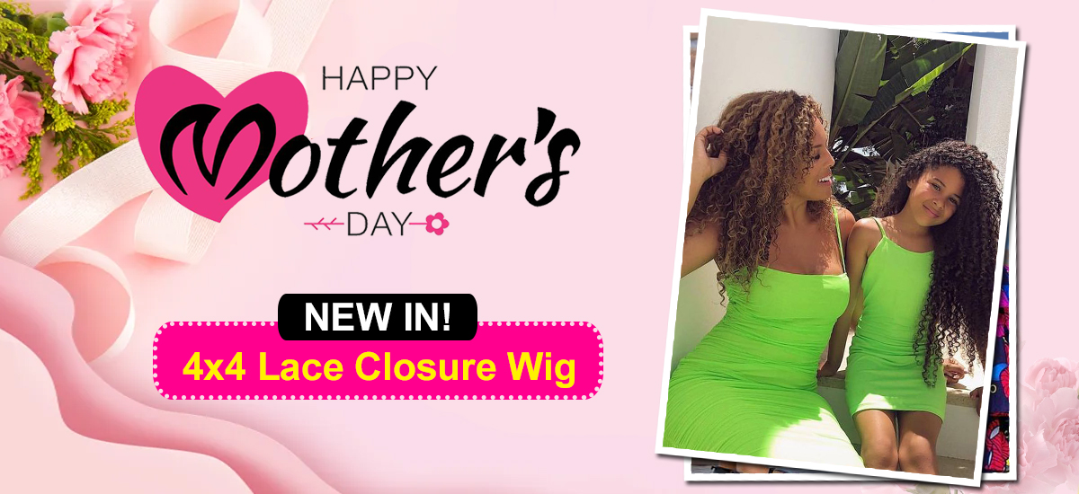 2020 Mother's Day Ideas Holiday Gift wig
